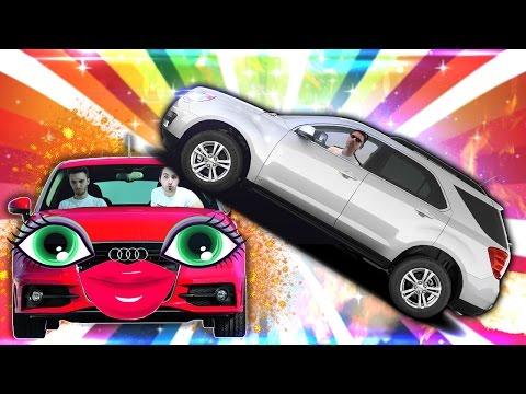 SESSO TRA MACCHINE - GTA V ONLINE w/Murry & Lyon WGF