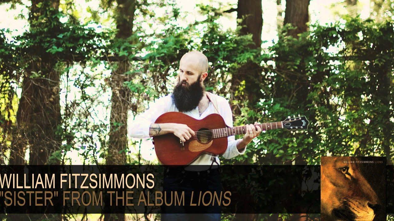 william-fitzsimmons-sister-audio-williamfitzsimmons