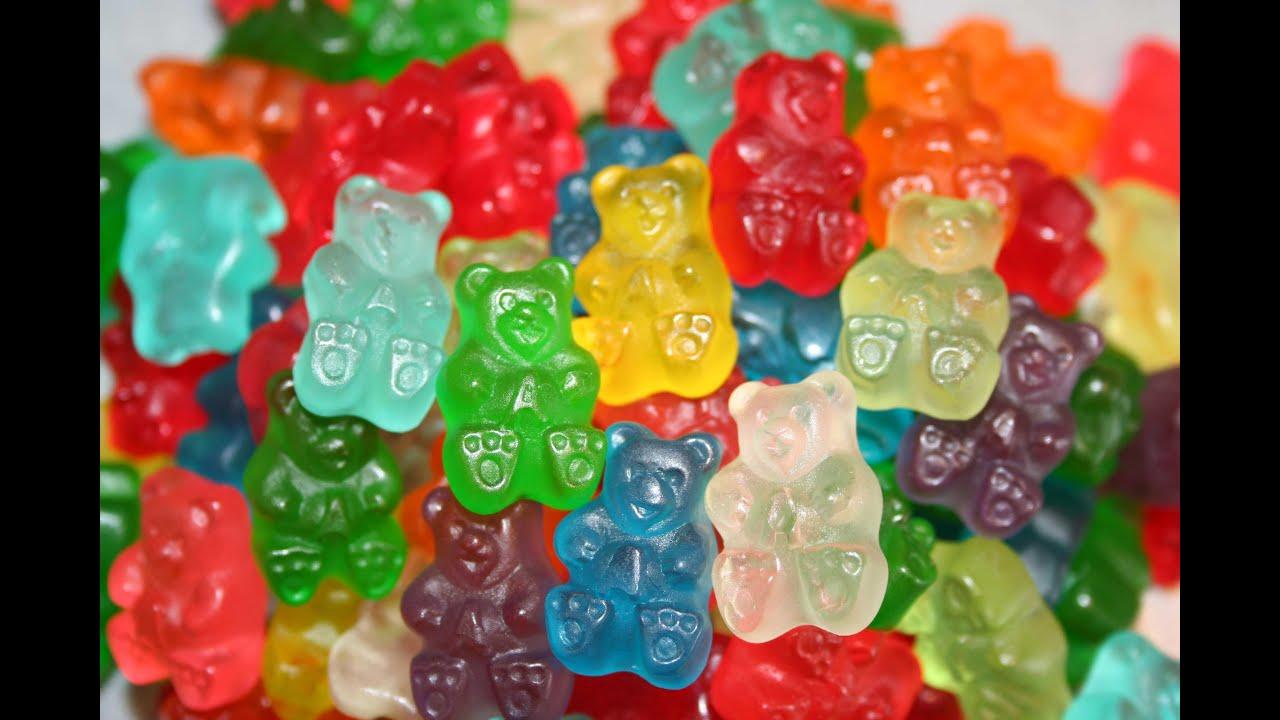 Diy gummy bear jewelry youtube arubaitofo Image collections
