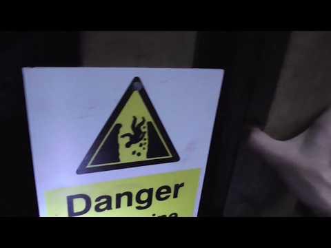 mine shaft ,  disused ,   DANGER