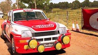 DiRT 4 - Renault 5 Turbo Gameplay (PC HD) [1080p60FPS]