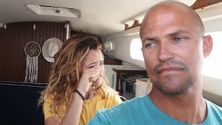 Leaving behind a HUGE piece of our hearts | Sailing Beau and Brandy