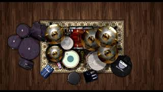 Seven Nation Army - The White Stripes drum cover DvdrumGame: https:...