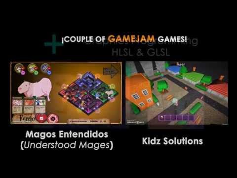 Demo Reel 2015 - José Contreras - Gameplay Programmer