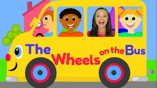 The Wheels on the Bus - Nursery Rhymes for Children, Kids and Toddlers thumbnail