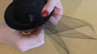Missa By Design: Diy 14 [mini Top Hat]