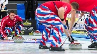 CURLING: NOR-SUI Euro Chps 2013 - Men 1 vs 2