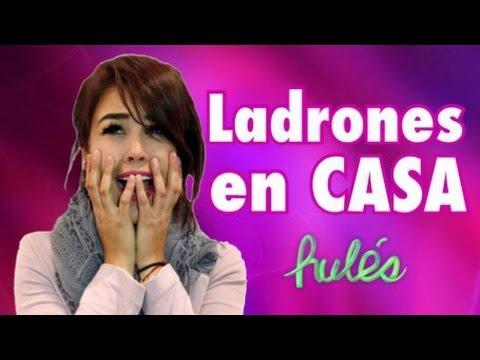 LADRONES EN CASA - RULES - DANNA PAOLA - BROMA