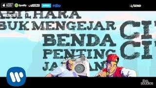 NtahSape2Ntah - Kerja [OFFICIAL LYRICS VIDEO]