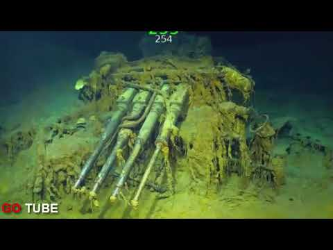 USS Lexington Lost WW2 aircraft carrier found after 76 years