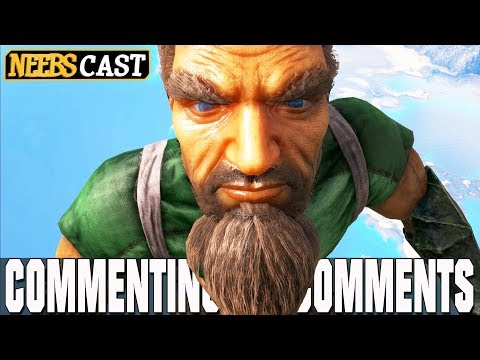NEEBS WON'T GIVE UP!  Commenting on Comments