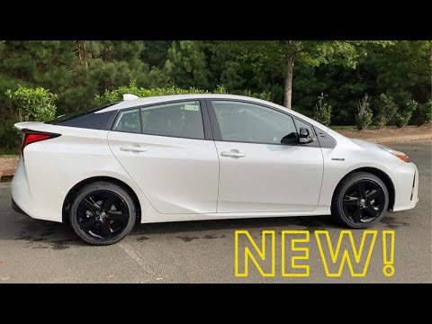 2021 Toyota Prius Special Edition - What's New!