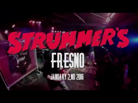 he.cried.wolf - Dirty Rotten LIVE @ Strummers Fresno