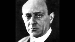Arnold Schoenberg : Herzgewächse