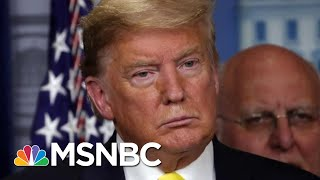 Trump Plans To Declare National Emergency Over Coronavirus | Andrea Mitchell | MSNBC