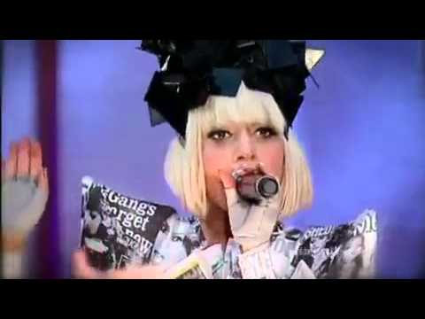 Lady GaGa - Eh Eh. Nothing Else I Can Say (Live @ The Chapel In Australia)