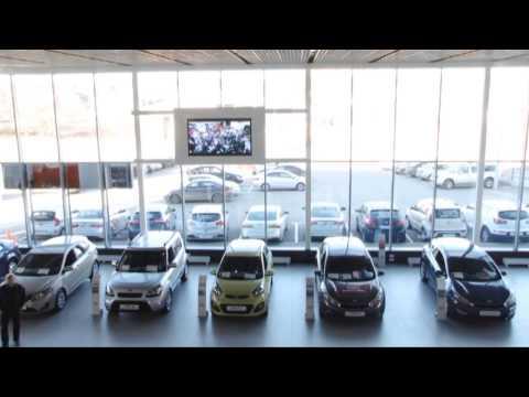 «Автосалон 2013 года» - KIA центр на Рязанской ОАО ПКФ «Тулаавтосервис»