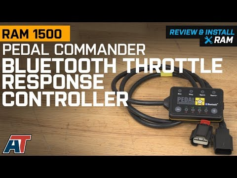 Pedal Commander Bluetooth Throttle Response Controller (09-18 RAM 1500)
