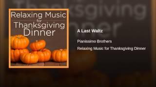 A Last Waltz