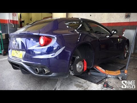 No More FLAT TYRES! FF and GT4 Fixed