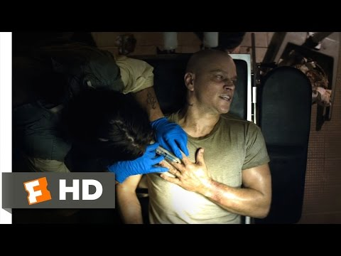 Elysium (2013) - Exoskeleton Surgery Scene (2/10) | Movieclips