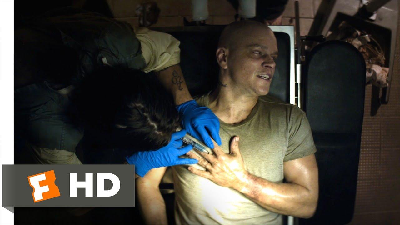 Download Elysium (2013) - Exoskeleton Surgery Scene (2/10) | Movieclips