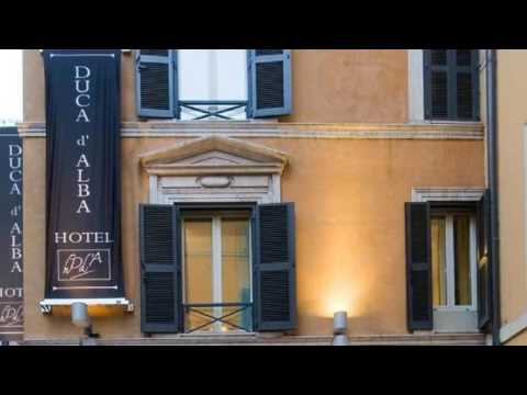 Duca D'Alba Hotel   Chateaux & Hotels Collection **** - Rome, Italy