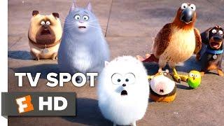 The Secret Life of Pets TV SPOT - See, Hear, Imagine (2016) - Eric Stonestreet Movie
