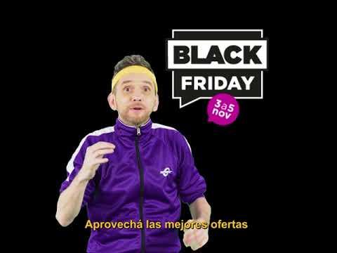 Black Friday en Frávega!