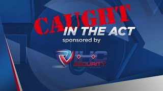 Caught in the Act 10-16-2019: Bar fight in Clemson