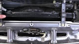 Adding manual fan controls to your car