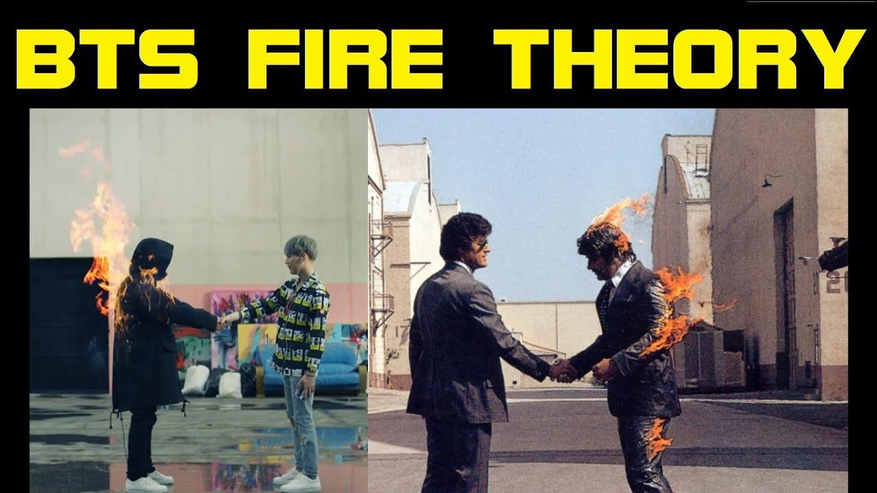 Bts Fire V