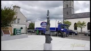KNOCK VILLAGE CO MAYO IRELAND