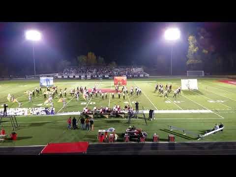 Cedar Springs High School Marching Band October 13th