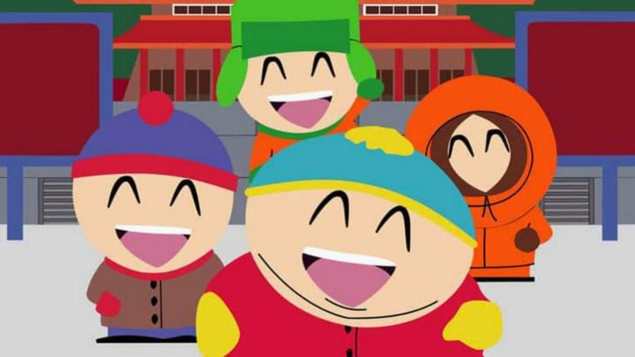 Amo South Park 2