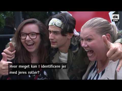 Skam-stjerner i Danmark: Vidste ikke vi havde SÅ mange fans