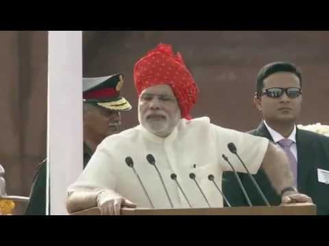 PM on Independence Day: It's time for a 'Digital India'