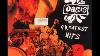 Oasis Greatest Hits (Unofficial Release) CD1 with Videos