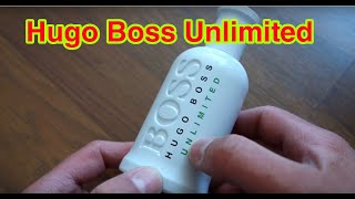 Hugo Boss Boss Unlimited with Kristo