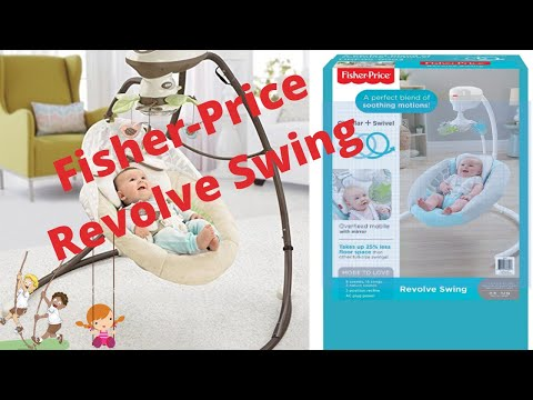 How To Install | Fisher-Price Revolve Swing | Best With Soothing Motions