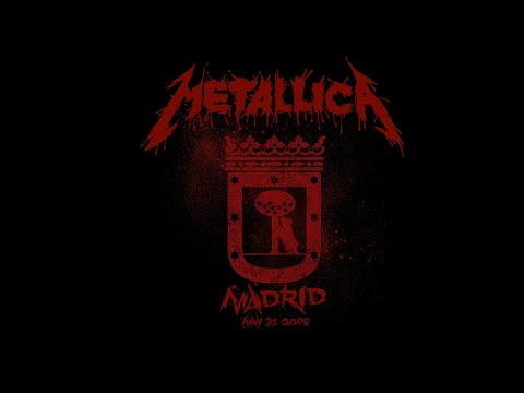Metallica: Live in Madrid, Spain - May 31, 2008