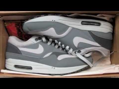 c8f8a4c95f1 Nike Air Max 1 - 2004 - Book Of Ones - YouTube
