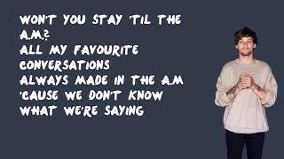 am one direction lyrics