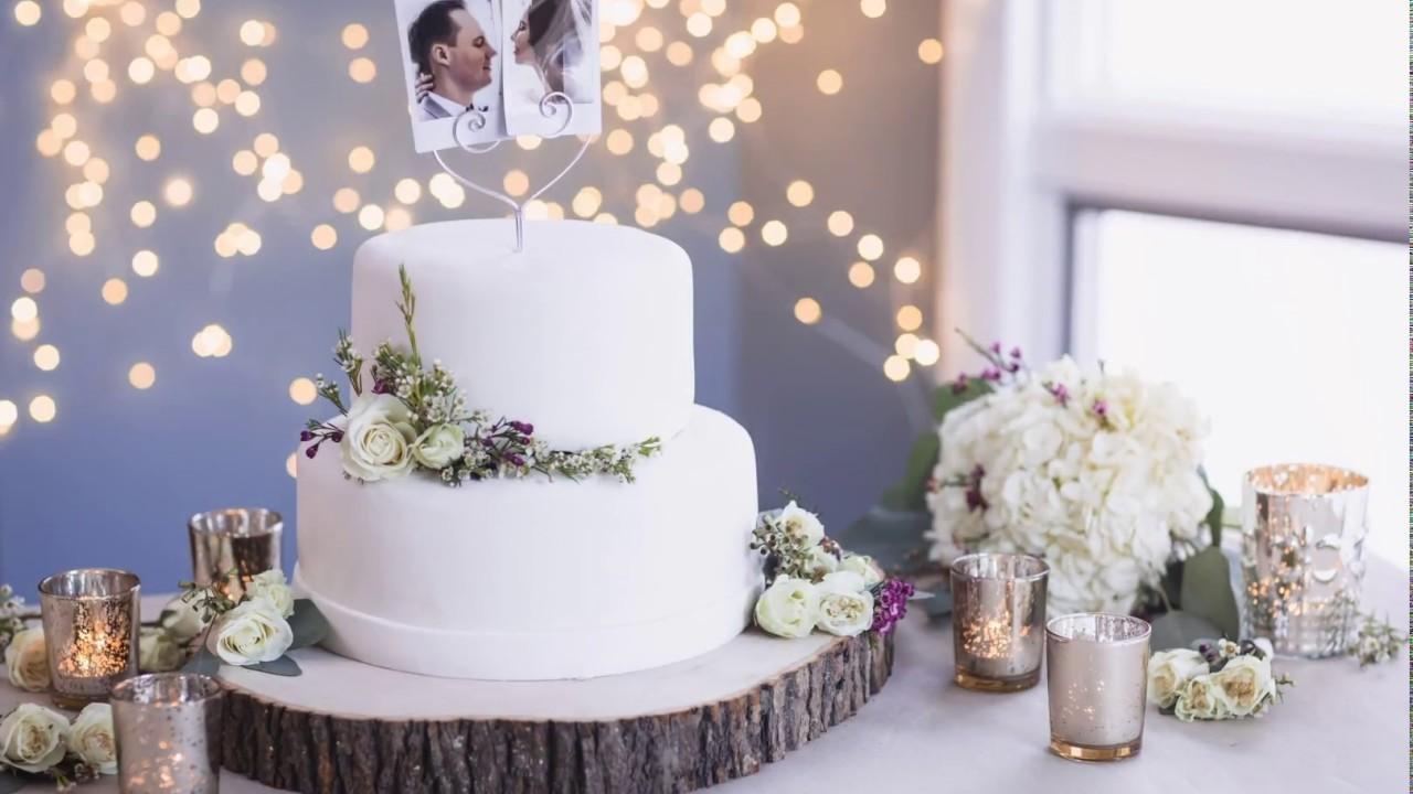 Instax Photos Diy Wedding Cake Topper