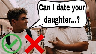 Can I Date Your Daughter? | Ft. Toe Pic Vlogs