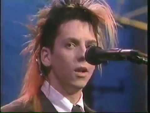 Information Society -  What's On Your Mind Pure Energy Live on MTV 1988