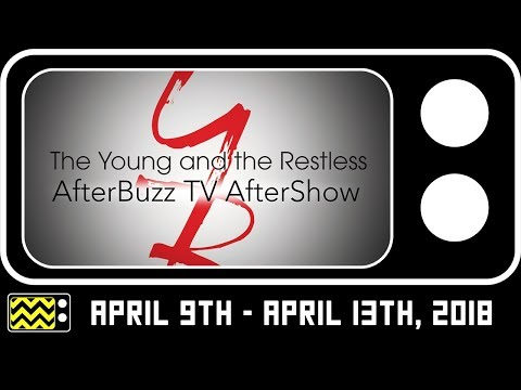 Young & The Restless for April 9th - April 13th, 2018 Review & Reaction | AfterBuzz TV