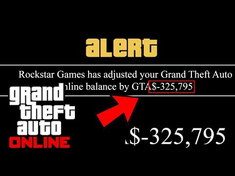 GTA Online: Rockstar REMOVING Money From Players Accounts! Ban Wave?! (GTA 5 Online News)