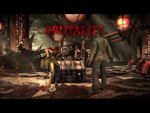 Mortal Kombat X Jason Voorhees Radeon R 360