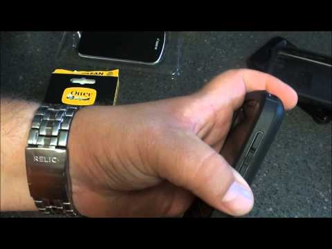 Review: Otterbox Commuter & Clean Screen Protector for the BlackBerry Q10